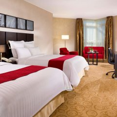 Munich Marriott Hotel комната для гостей фото 6