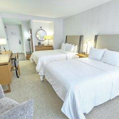 Отель The Wyndham Midtown 45 3* Номер Делюкс с различными типами кроватей