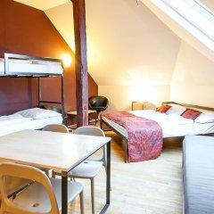 Отель Czech Inn Студия с различными типами кроватей