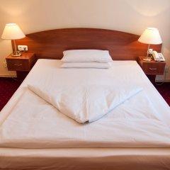 Novum Hotel Kronprinz Hamburg Hauptbahnhof 3* Номер Эконом разные типы кроватей