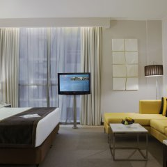 Отель Centro Barsha by Rotana Студия с различными типами кроватей