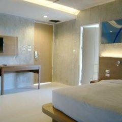 B2 Sea View Pattaya Boutique & Budget Hotel 3* Номер Делюкс с различными типами кроватей