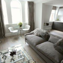 Отель 56 Welbeck Street Улучшенные апартаменты с различными типами кроватей