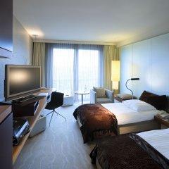 Radisson Blu Hotel, Cologne 4* Стандартный номер с различными типами кроватей фото 2