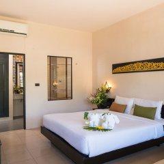 Отель Deevana Patong Resort & Spa 4* Улучшенный номер с различными типами кроватей