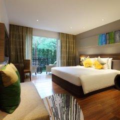 Отель Novotel Phuket Karon Beach Resort & Spa 4* Стандартный номер фото 2