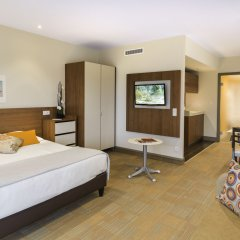 Hotel Lyon Métropole 4* Апартаменты с различными типами кроватей