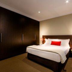 Отель Crest on Barkly 4* Апартаменты с различными типами кроватей