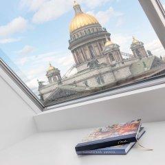 Гостиница Ренессанс Санкт-Петербург Балтик 4* Люкс с видом на Исаакиевский собор с различными типами кроватей
