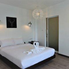 Отель Rublom & Chomview Huahin Pranburi 3* Улучшенный номер с различными типами кроватей