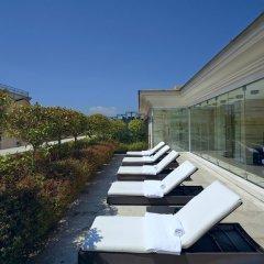 Grand Hotel Via Veneto открытая веранда
