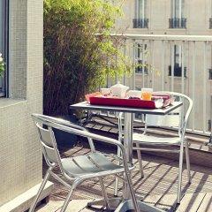 Hotel Mercure Paris Bastille Saint Antoine балкон