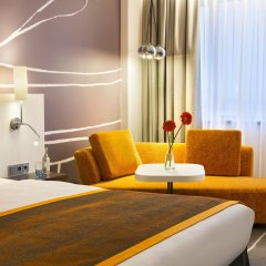 Отель Holiday Inn Amsterdam 4* Стандартный номер фото 2