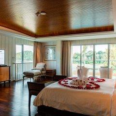 Отель Crowne Plaza Phuket Panwa Beach 5* Президентский люкс с различными типами кроватей фото 2