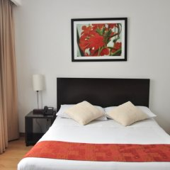 Отель Innova Chipichape 3* Стандартный номер с различными типами кроватей