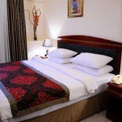 Отель Al Sharq Furnished Suites Апартаменты с различными типами кроватей