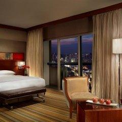 Отель Swissotel The Stamford 5* Стандартный номер с различными типами кроватей фото 2