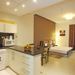 Royal Ascot Hotel Apartment 4* Студия с различными типами кроватей