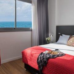 Отель Olympia Улучшенный номер с разными типами кроватей фото 13