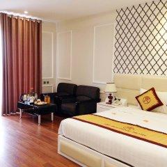 Hanoi HM Boutique Hotel 3* Номер категории Премиум с различными типами кроватей