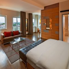 Отель Hilton Cologne 4* Люкс разные типы кроватей