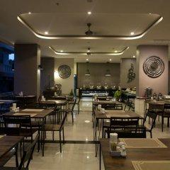 Gu Hotel ресторан
