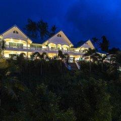 Отель Eden Resort вид из окна