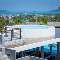 Отель Chalong Chalet Resort & Longstay бассейн