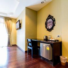 Отель Zing Resort & Spa 3* Номер Делюкс с различными типами кроватей