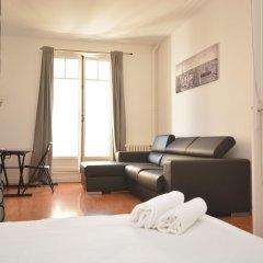 Отель Residences Paris Maillot 3* Студия Делюкс