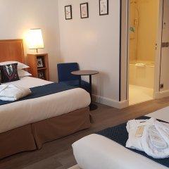 Отель Hôtel Waldorf Trocadéro 4* Номер Делюкс с различными типами кроватей