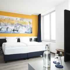 Отель carathotel Düsseldorf City 4* Люкс с различными типами кроватей
