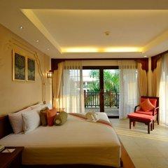 Отель Ravindra Beach Resort And Spa фото 16