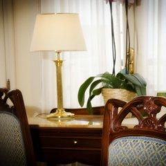 Hotel Continental Genova 4* Стандартный номер с различными типами кроватей фото 13