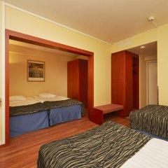 Отель Scandic Kallio 3* Улучшенный номер с разными типами кроватей