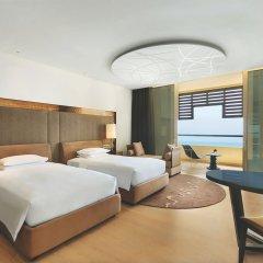 Park Hyatt Abu Dhabi Hotel & Villas 5* Стандартный номер с различными типами кроватей фото 2