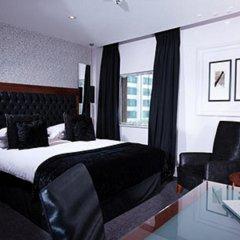 Отель Malmaison Manchester 4* Улучшенный номер с различными типами кроватей фото 6