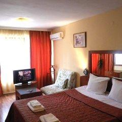 Семейный Отель Палитра 3* Номер Комфорт с двуспальной кроватью