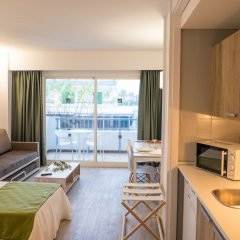 Отель BelleVue Club Resort 3* Студия с различными типами кроватей фото 3