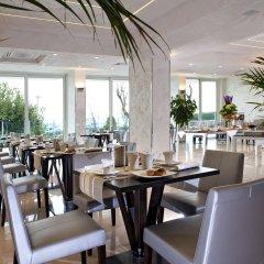 Отель Mercure Rimini Artis место для завтрака