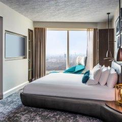 Отель Novotel London Canary Wharf Hotel Великобритания, Лондон - 1 отзыв об отеле, цены и фото номеров - забронировать отель Novotel London Canary Wharf Hotel онлайн комната для гостей фото 4