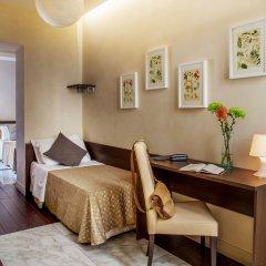 Отель Corso Grand Suite 4* Люкс повышенной комфортности с различными типами кроватей