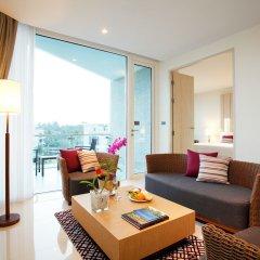 Отель Splash Beach Resort 5* Улучшенный номер с различными типами кроватей фото 5