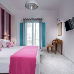 Santellini Hotel 3* Стандартный номер с двуспальной кроватью