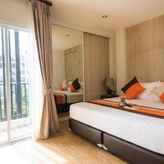 Отель Thonglor 21 Residence By Bliston 4* Улучшенный номер