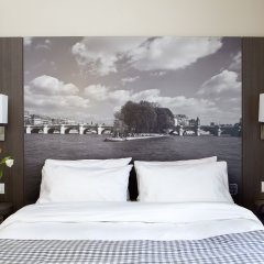 Отель Hôtel Victoria 2* Стандартный номер с различными типами кроватей