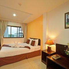 Отель Lada Krabi Residence 2* Улучшенный номер с различными типами кроватей