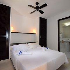 Отель Club Cala Azul 3* Апартаменты разные типы кроватей