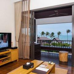 Отель The Sea Koh Samui Boutique Resort & Residences Самуи терраса/патио