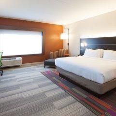 Отель Holiday Inn Express & Suites Indianapolis NE - Noblesville 3* Стандартный номер с различными типами кроватей
